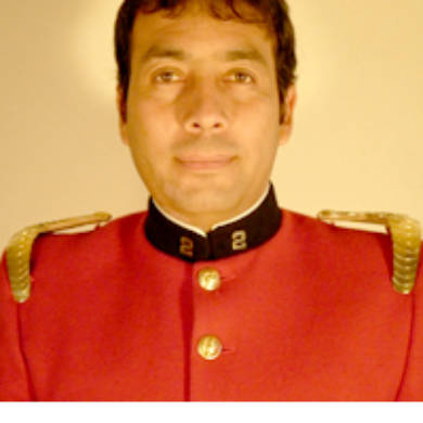 Gastón Sandoval