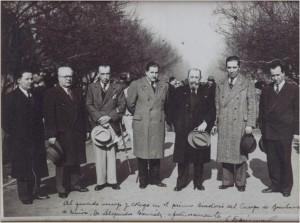 Alberto Ried e intelectuales