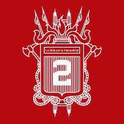 escudo rojo