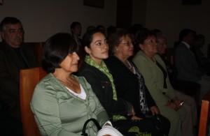 Familia Luis Bernardín_la tercera es su hermana Liliana