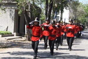 Desfile Segunda