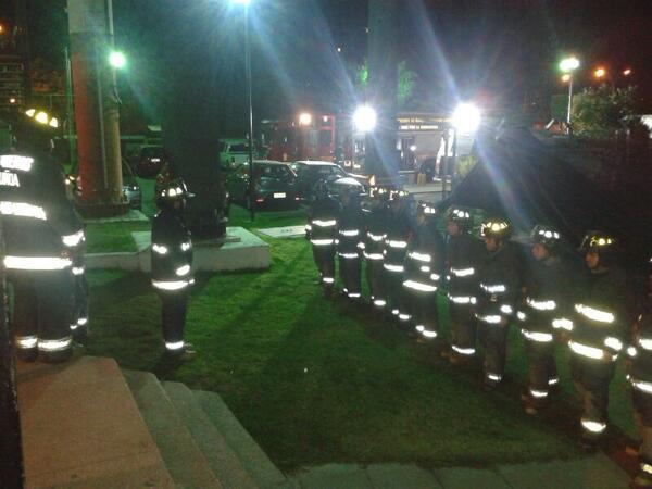 Guardia Nocturna participa ejercicio de Trabajo Estructural, Búsqueda y Rescate