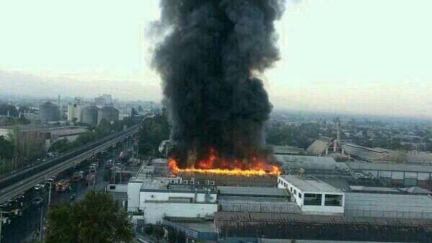 Segundinos combaten durante más de cinco horas gigantesco incendio