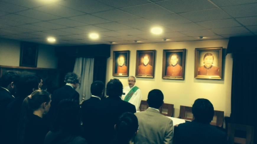 Conmemoración del aniversario N° 41 del fallecimiento de nuestro Mártir  Jorge Dzazópulos Elgueta (QEPD)