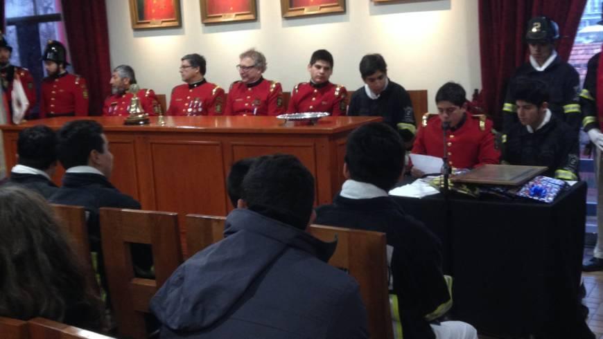 Nuestra Brigada Juvenil «Jorge Batiste Aleu» celebra 46 años de vida