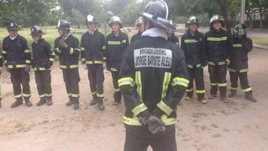 Brigada Juvenil Jorge Batiste Aleu celebra 48 años de vida