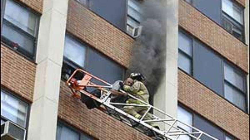 Incendios en altura una realidad y un gran desafío