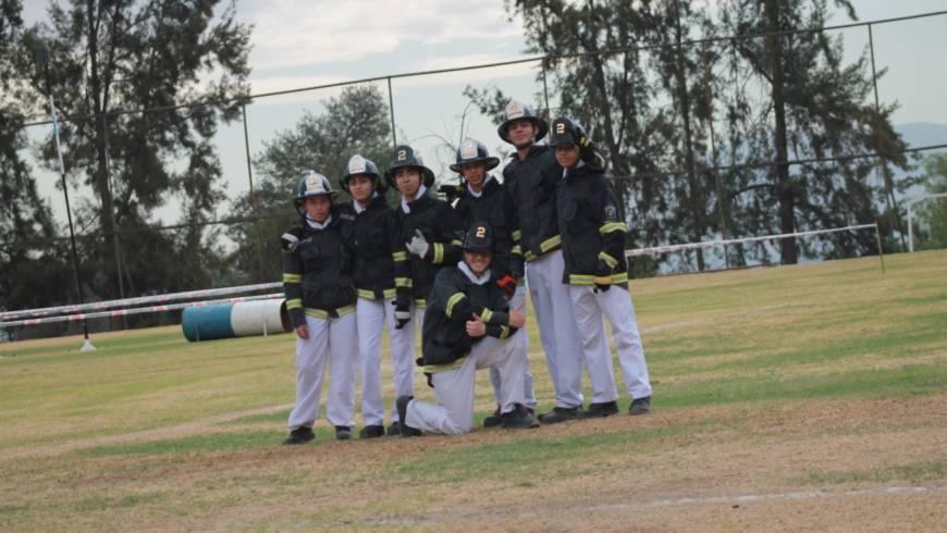 Brigada Juvenil: Otro año de crecimiento, para llegar a servir