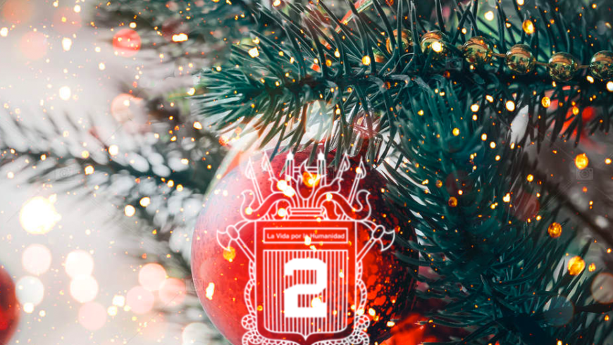 Feliz Navidad, familia Segundina