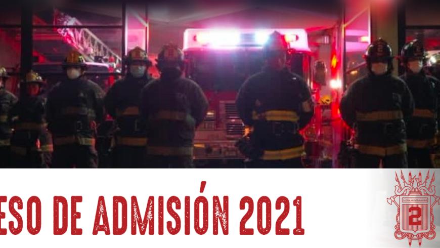 Proceso de Admisión 2021